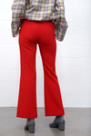 Penoya Pants - rouge