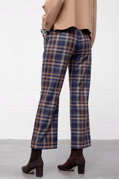 Pesto Pants - blu - PREGO - made with love - Damenmode
