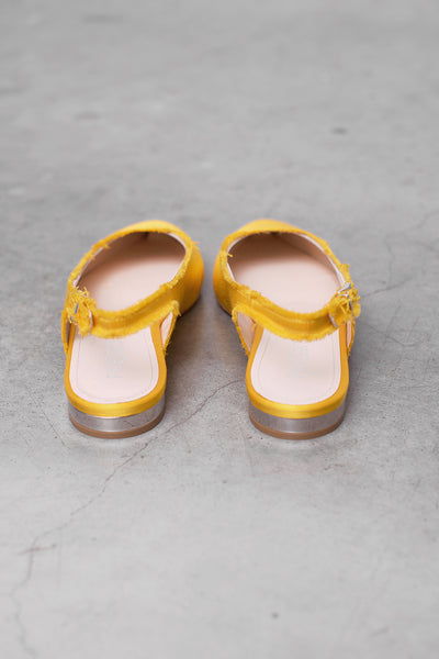 Prudance Ra Shoe - giallo - PREGO - made with love - Damenmode