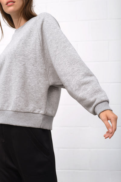 Taty Sweater - grey