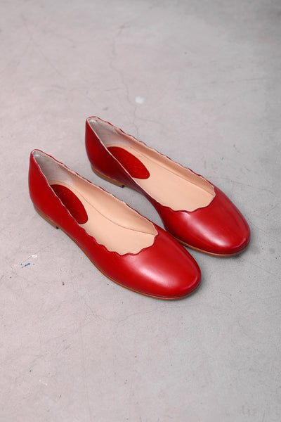 Wave Nap Shoe - cherry