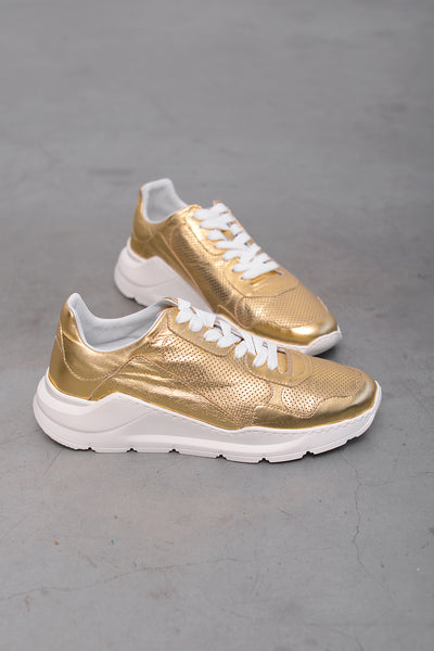 Zatar Vit Shoe - gold