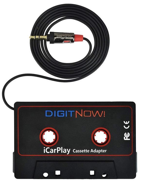 190835032649 M100 DIGITNOW! Car Cassette Adapter to Play Smartphone Music through Cassette Deck