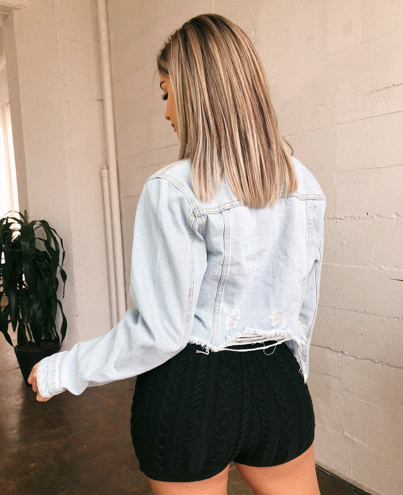 Quincy Denim Jacket