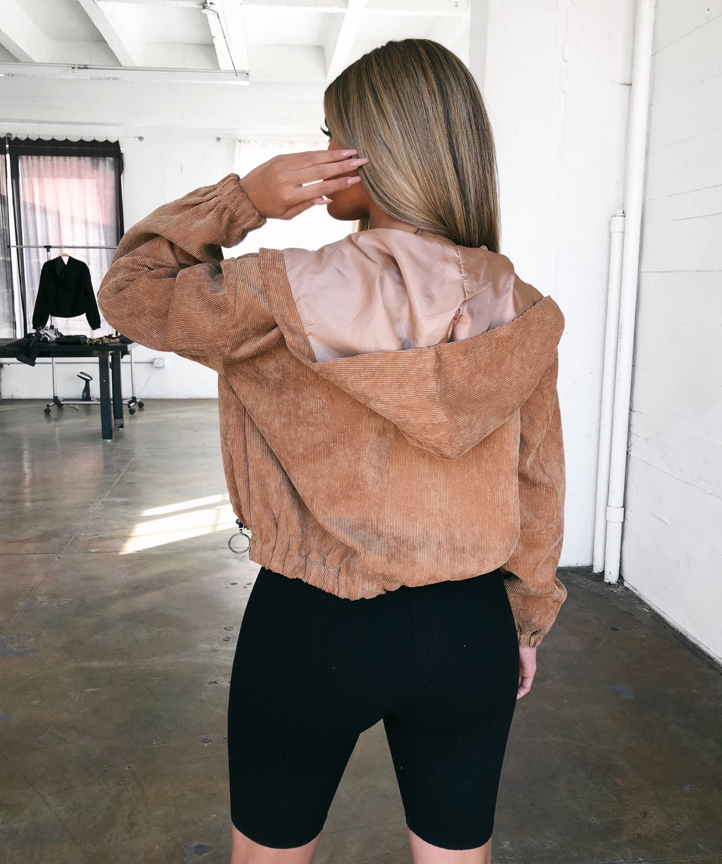 Patty Jacket(Camel)