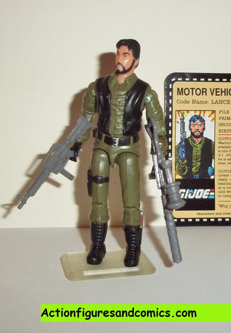 gi joe CLUTCH 2007 tanks for the memories cobra joe con convention exclusive 25th anniversary action figures