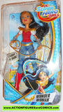 DC super hero girls WONDER WOMAN 12 inch action figures dc universe