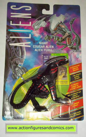 ALIENS uk exclusive night cougar alien kenner toys action figures