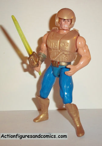 Masters of the Universe HE-MAN 1988 1989 he-man new adventures vintage mattel galactic protector
