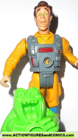ghostbusters PETER VENKMAN screaming heroes the real kenner action figure #g208