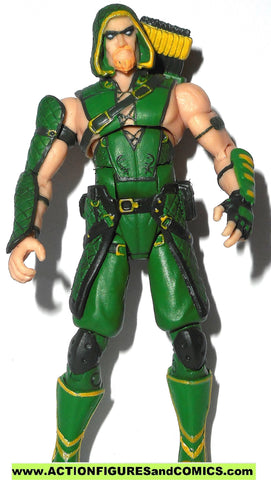 dc direct GREEN ARROW infinite heroes collectibles universe fig