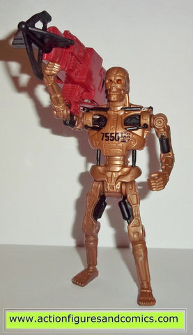 Terminator kenner METAL MASH T-700 movie 2 future war action figures toys
