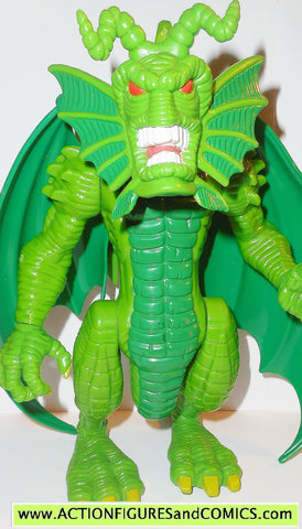 Iron man FIN FANG FOOM 8.5 inch marvel universe 1995 action hour toy biz figures