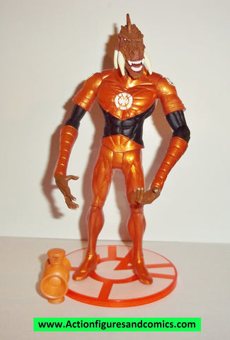 dc direct LARFLEEZE blackest night series collectables