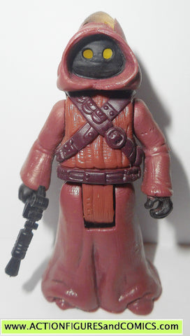 star wars action figures JAWA ronto beast rider power of the force 1997