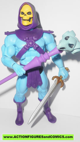 masters of the universe SKELETOR classics 2.0 filmation he-man cartoon style