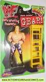 Wrestling WWF action figures CHRIS JERICHO GEAR 2000 bend-ems justoys WWE moc