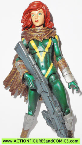 marvel legends HOPE SUMMERS x-men terrax series hasbro toys action figures