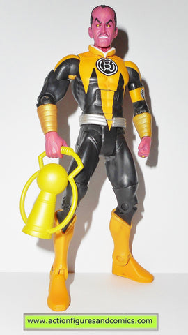 dc universe classics SINESTRO yellow variant wave 3 solomon grundy series