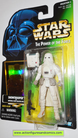NEW Holo Star Wars POTF ASP-7 Droid Figure Unopened 1996 Edition