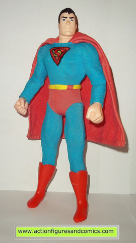Superman GOLDEN AGE 1940's 12 inch fao swartz action figures kenner hasbro toys