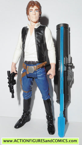 star wars action figures HAN SOLO force awakens NEW HOPE 2015 movie