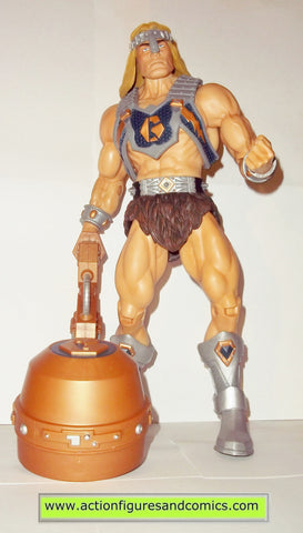 masters of the universe TYTUS 12 INCH classics complete he-man motu