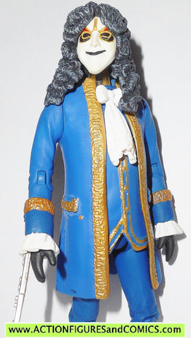 doctor who action figures CLOCKWORK MAN blue series 2 dr underground toys