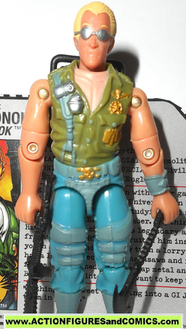 gi joe BUZZER 2005 v3 dreadnok DTC direct to consumer series hasbro toys action figures