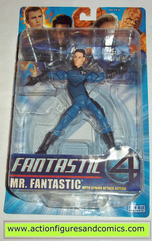 marvel comics fantastic four legends universe toy biz