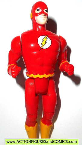 DC comics Super Heroes FLASH 1990 running toybiz universe action figure