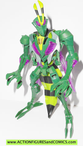 transformers animated WASPINATOR wasp complete 2008 hasbro action figures