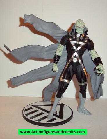 dc direct MARTIAN MANHUNTER black lantern blackest night complete collectables