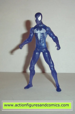 marvel universe SPIDER-MAN BLUE black suit air mission 3 pack classics hasbro toys fig