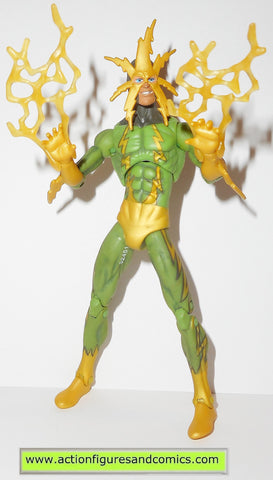 marvel universe ELECTRO series 1 25 2009 spider-man action figures