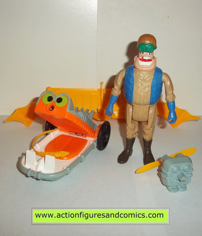Ghostbusters AIR SICKNESS vintage the real kenner