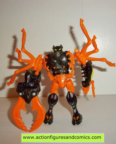 Transformers beast wars POWERPINCH earwig bug complete 1997