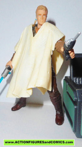 star wars action figures ANAKIN SKYWALKER outland peasant disguise 2002
