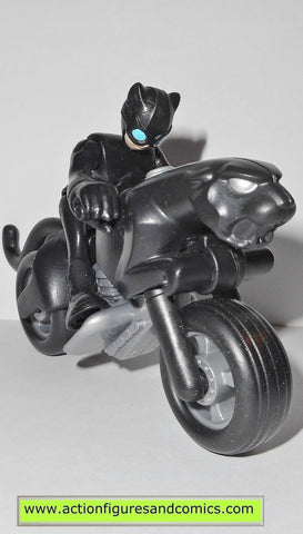 DC imaginext CATWOMAN MOTORCYCLE batman  justice league super friends