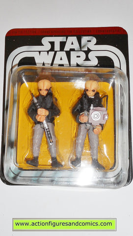 star wars action figures CANTINA BAND MEMBERS saga 2006 figrin d'an modal nodes
