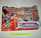 Transformers energon STARSCREAM G1 repaint 2004 Hasbro toys action figures moc mip mib