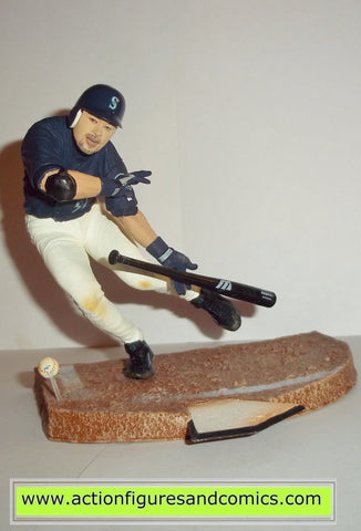 mcfarlane sports action figures ICHIRO SUZUKI 51 seattle mariners sportspick baseball toys