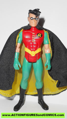batman animated series ROBIN 1992 kenner hasbro action figures dc universe