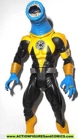 dc universe classics 6 inch LOW sinestro corps green lantern yellow fig