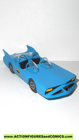 dc direct Super Friends BATMOBILE 2003 batman 1970 1980 stylePVC collectibles powers universe