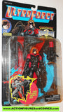 Ultraforce THE NIGHT MAN shadowfire 1995 chase black chrome card #18 galoob action figures moc