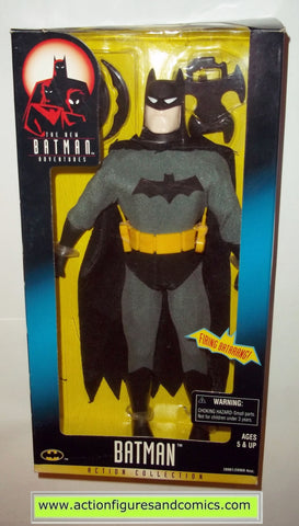batman animated series BATMAN 12 inch action figures hasbro toys moc mip mib