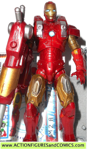 marvel universe IRON MAN Power assault armor 04 4 2009 movie 2
