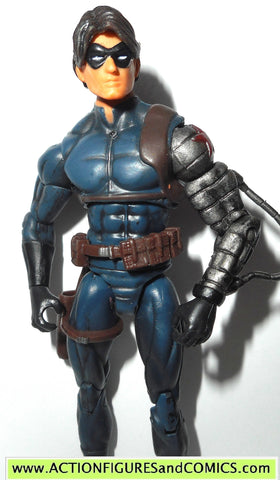 marvel universe WINTER SOLDIER 2010 series 2 022 hasbro toys action figues fig