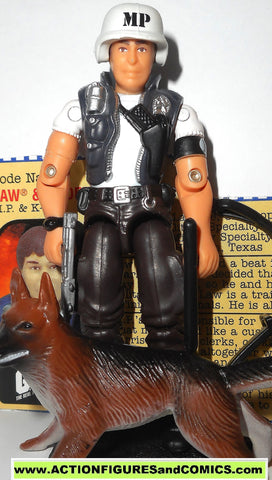 gi joe LAW & ORDER 2000 V4 ARAH a real american hero GIJOE g i mp